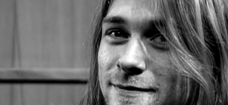 Lehet, hogy pocsék volt a Nirvana pesti koncertje, de Cobain jól érezte magát a Pecsában