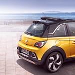 Kategóriát nyitna az Opel Adam Rocks
