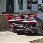 Nagyjából 2 milliárd forintba kerülhet ez a egyedi, 800 lóerős Lamborghini - videó
