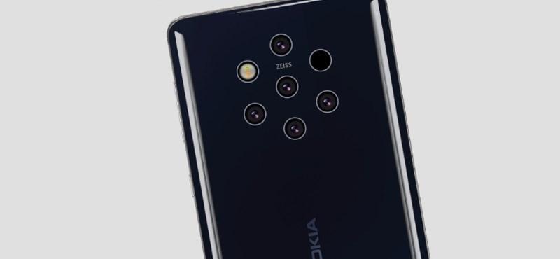 5G és 5 kamera: izgalmasnak ígérkezik a Nokia idei csúcstelefonja