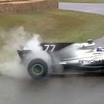 Videó: Végre Valtteri Bottas kinyírhatott pár abroncsot F1-es autóján