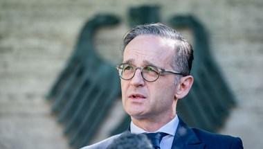 Heiko Maas: Bárki kitalálhatja, hogy a magyar kormány miért blokkolja a Kínával szembeni kiállást