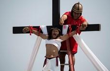 """A fülöp-szigeteki """"Jézus Krisztus"""" belefáradt a keresztre feszítésekbe, várja az utódját"""