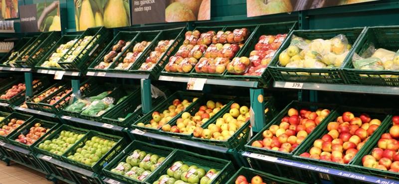 Harmadával csökkent az élelmiszer-hulladék a magyar Tescónál