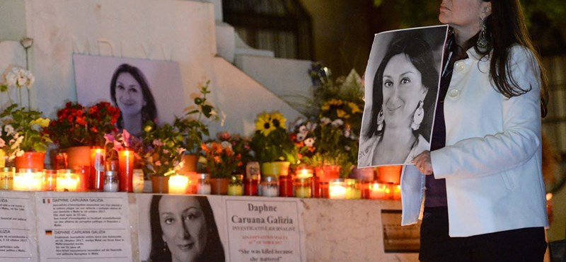 Máltai újságíró-gyilkosság: EU-s tényfeltáró csoport érkezik az országba
