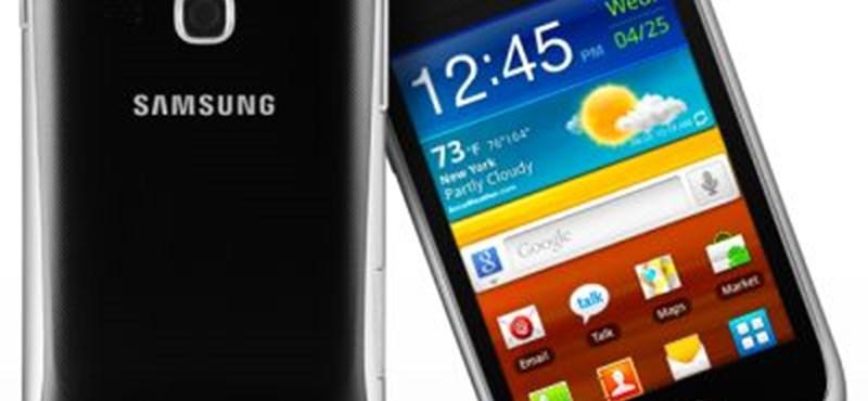Rossz hír, ha Samsung Galaxy mini 2 mobilja van
