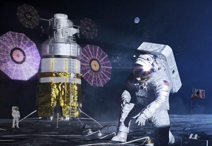 Holdra szállás Trump után: ennek is lőttek?
