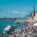 A világ legnagyobb szórakozóhelye: Düsseldorf