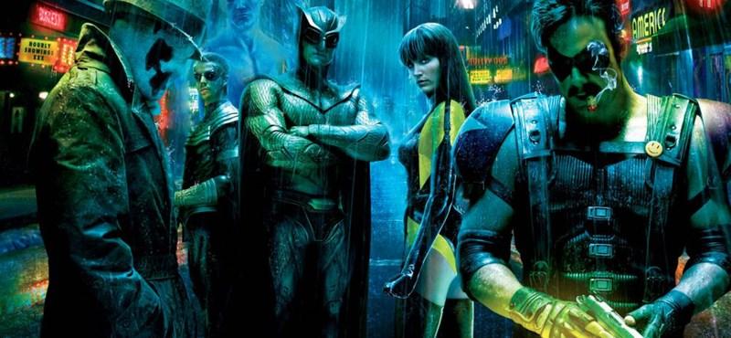 Visszavonul a Watchmen és a V mint vérbosszú alkotója