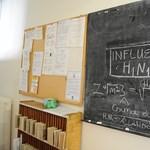 Nincs tanítás az influenza miatt a zámolyi iskolában