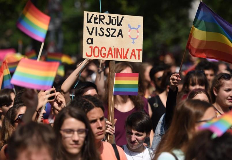 Bűnbakok a magyar kormány szemében, de az EU szabadságzónát kínál a melegeknek