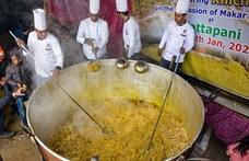 A khichdi lett az idei első ételrekord