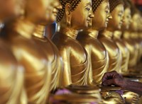 Kinyomtattak egy 1500 éves buddhista barlangot