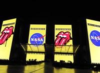 Marsi követ neveztek el a Rolling Stones-ról
