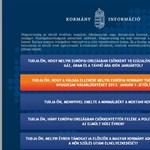Fásult választói miatt indíthat tájékoztató kampányt a kormány
