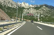 Telerakták traffipaxokkal a legnépszerűbb horvát autóutakat