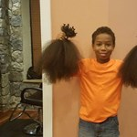 2 éven át növesztette a haját a kisfiú, hogy odaadhassa a rákos gyerekeknek