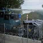 Bíróság elé állítottak tíz menekültet a kerítésnél történt zavargásokból