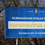 Elindult az új kormányzati plakátkampány – most a koronavírusról