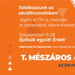 Döntött az ítélőtábla: Le kell szedni a Fidesz választási plakátjait Érden