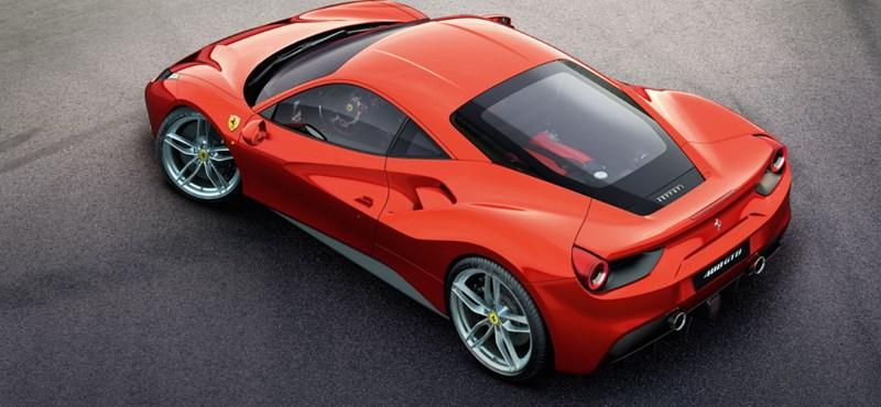 A Ferrarié az év legjobb motorja – mutatjuk a 670 lóerős csodát