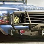 Ez lehetne a világ legvadabb Range Rover Defendere