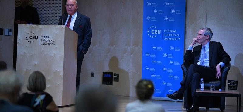 Újabb amerikai egyetemmel kötött megállapodással mutat fricskát a kormány a CEU-nak