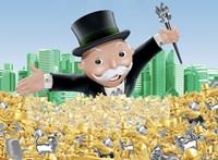 Élőszereplős mozi készül a Monopoly társasjátékból