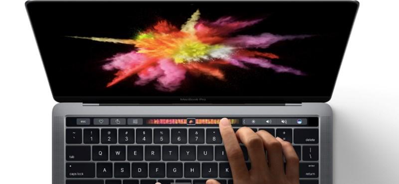 25 évvel az első laptopja után egy nagyon ütős új gépet mutatott be az Apple