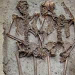 Kéz a kézben: 1500 éve meghalt szerelmespárra bukkantak