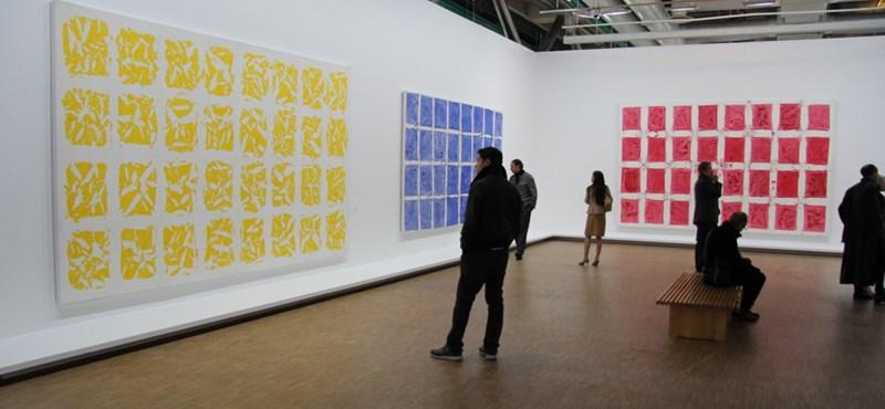 Világhírű magyar festőművész kiállítása nyílik meg ma Párizsban