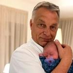Kiderült Orbán első fiúunokájának neve