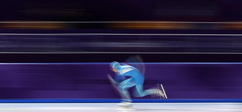 Az 5. nap legjobb fotói a pjongcsangi olimpián - galéria