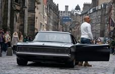 300 millió forintért építették Vin Diesel autóját az új Halálos iramban filmhez