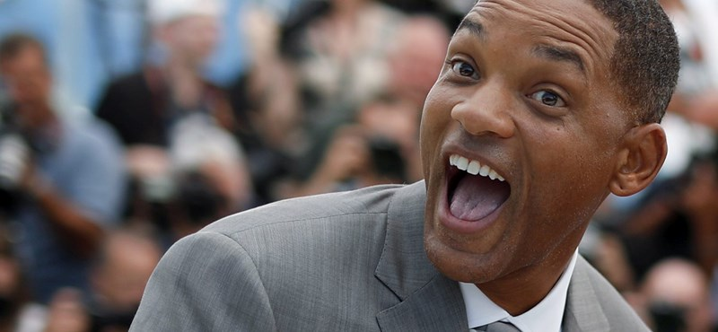 Will Smith jöhet szembe az utcán még néhány hétig
