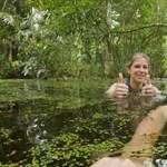 """""""Az emberek gyönyörű esőerdőt akarnak inkább látni, nem azt, hogy vágják ki éppen"""""""