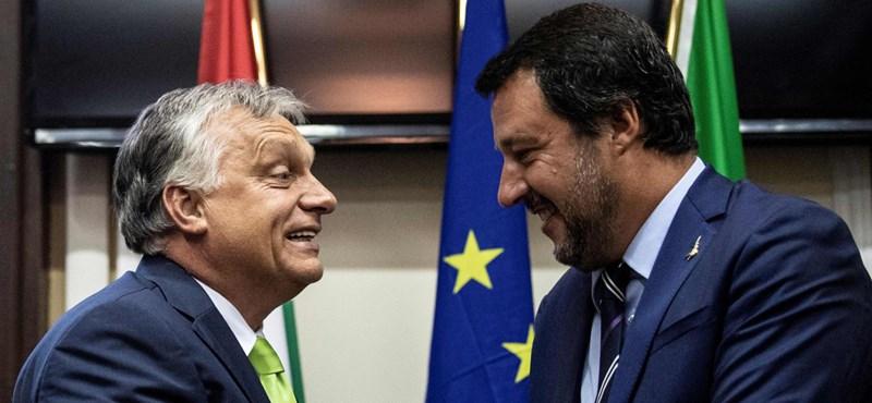 A Fideszt is várják Salvini jobboldali pártcsaládjába