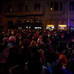Közlekedési káoszt hozott estére Erdogan látogatása - élő