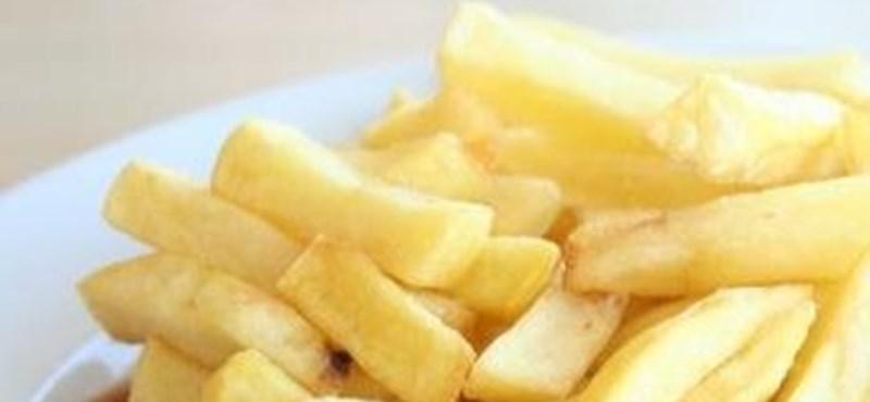 Ezt a gyorséttermi krumplit szeretik a legjobban az emberek