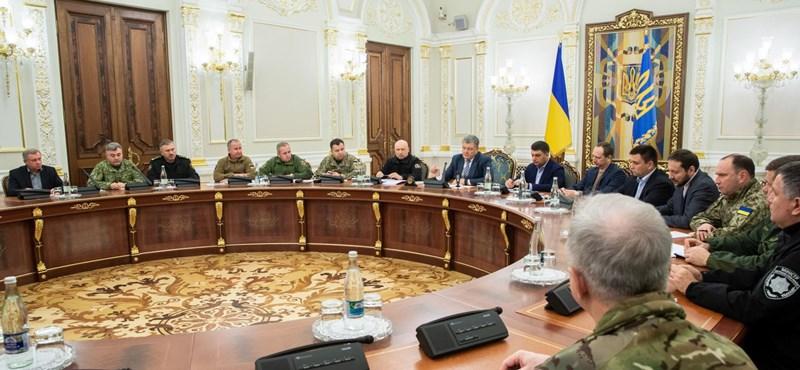 Fokozódik a helyzet, nem nagyon engedik belépni Ukrajnába az orosz állampolgárokat