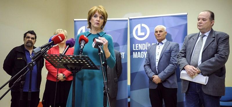 Itt a bejelentés: mind a 106 körzetben elindul Lévai Katalin pártja