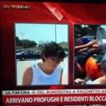 Élő adásban lett rosszul az olasz Sky riportere - videó