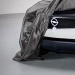 Mint egy bukósisak plexije, olyan lesz az új Opelek eleje