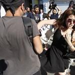 Gumilövedékkel oszlatták fel az isztambuli pride-ot