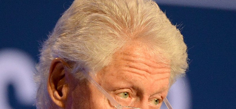 Új magyar szólás: csorgatja a nyálát, mint Bill Clinton