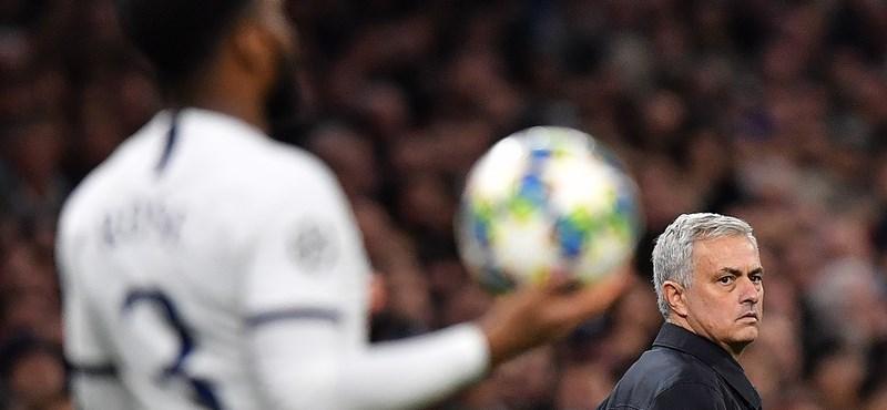 Labdaszedőnek hálálkodott Mourinho csapata győzelme után