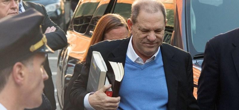 Ez gyorsan jött: színdarab készül Harvey Weinstein piszkos ügyeiről