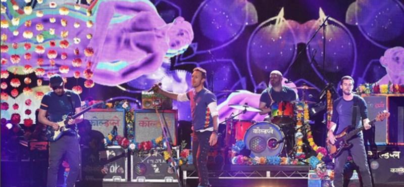 A Coldplay óránként dobálja fel Instagramra új dalait