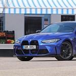 Finom agresszió: meghajtottuk az új BMW M3/M4 Competitiont
