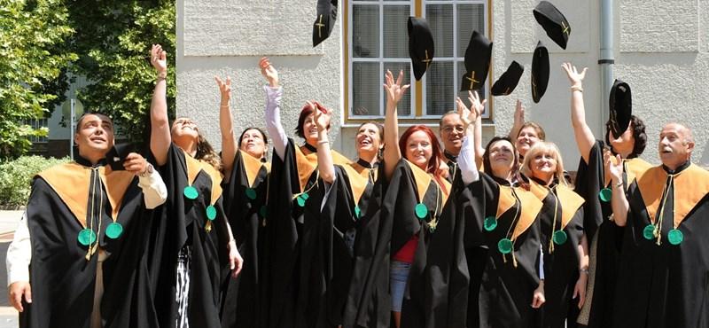 A legjobb magyarországi egyetemek rangsora: élen az ELTE, az SZTE és a CEU